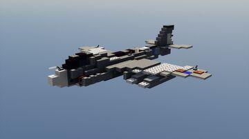 A-6 Intruder - 1.5:1 Minecraft Map & Project