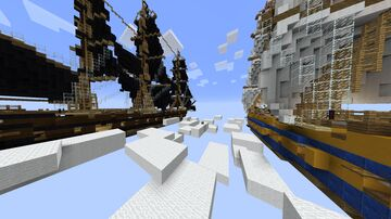 Airship Battle Royale Minecraft Map & Project
