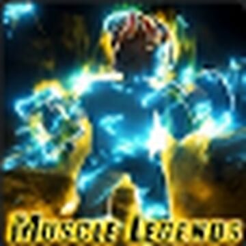 Muscle Legends 1.11.2 Minecraft Map & Project