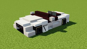 BMW Z4 Minecraft Map & Project
