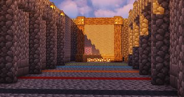 Bow Accuracy Training Minecraft Map & Project
