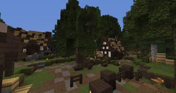 Cheshire Minecraft Map & Project