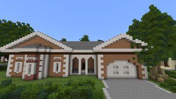 Minecraft Pro Suburban houses Minecraft Map & Project