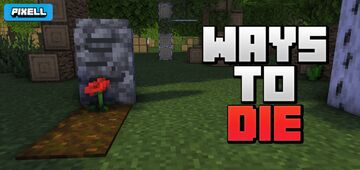 Ways to die!  |  [Bedrock Edition] Minecraft Map & Project