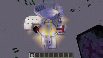 The Real DanTDM Original Laboratory Minecraft Map & Project