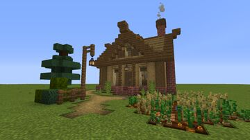 One-Stop Base Minecraft Map & Project