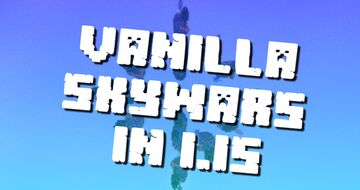 Vanilla SkyWars Minecraft Map & Project