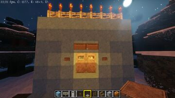 the icebox Minecraft Map & Project