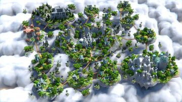 Spawn in Clouds Minecraft Map & Project