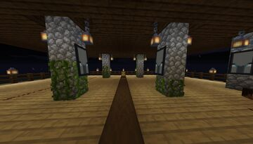 PvP Arena 2players Minecraft Map & Project