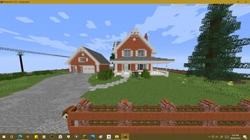 Busaruba's Entry To Interior Decorators Minecraft Map & Project
