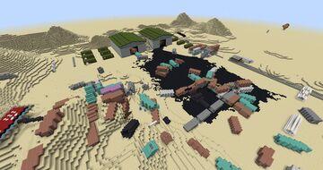 BEANCRAFT: BEAN BATTLES IN MINECRAFT V1.0 Minecraft Map & Project