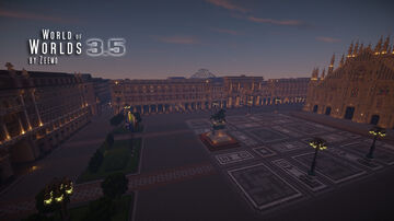 Piazza del Duomo, Milan, Italy Minecraft Map & Project
