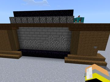 Wall Switcher Minecraft Map & Project