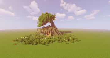 Magic Tree House | Download here! Minecraft Map & Project