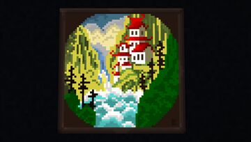 Mu Young - ArtMap Map Art Minecraft Map & Project
