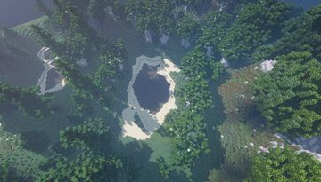 Trial Minecraft Map & Project