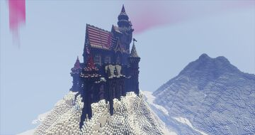 Fortress of Utumno    Realms of Middle Earth server Minecraft Map & Project