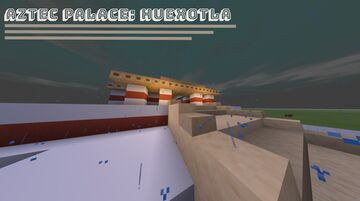 Aztec Palace: Huexotla Minecraft Map & Project