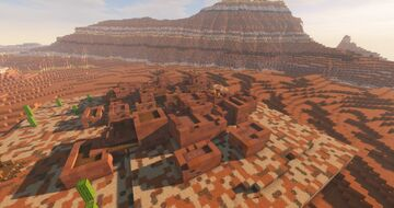 Native Village   Hopi Tribe   Village of Oraibi, New Mexico Territory 1855   HavenRP Minecraft Map & Project