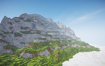 Montanysia (In-Progress) Minecraft Map & Project