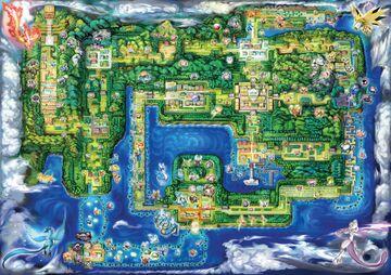 Kanto Region Minecraft Map & Project