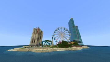 Carnival District Minecraft Map & Project