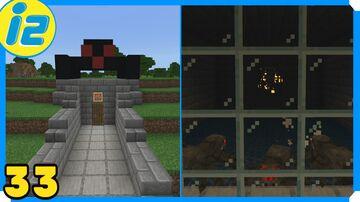 Simple Efficient Spider Spawner Farm Minecraft Map & Project