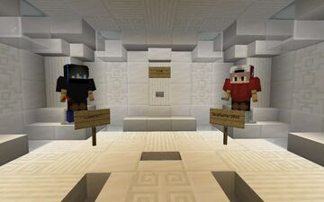 Find The Button Puzzles Minecraft Map & Project