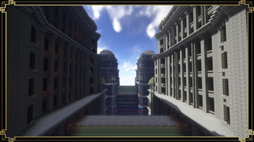 The New Lapusia Times Building | Devil's Diner | New Lapusia City Minecraft Map & Project