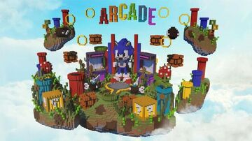 ⭐ EXCLUSIVE ⭐Arcade Lobby ► Moddragon Minecraft Map & Project