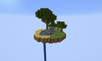 Sky Block Odyssey Minecraft Map & Project
