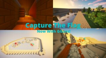 Capture The Flag, but More Guns Minecraft Map & Project
