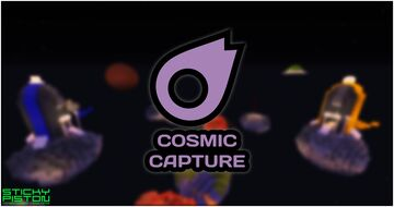 Cosmic Capture Minecraft Map & Project