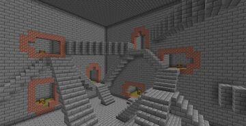 Stone Block PvP Arcade (Reupload) Minecraft Map & Project
