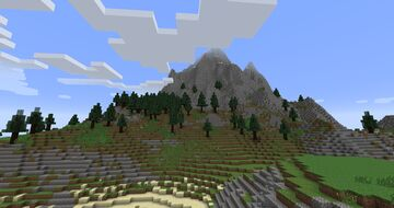 Claw Islands (Landscape 1000x1000) (1.2 - 1.12.2) Minecraft Map & Project