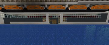 Cruise Ship Terminal (Download) Minecraft Map & Project