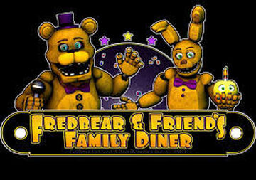 Five Night At Fredbear Minecraft Map & Project