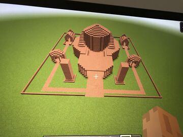 Mausoleum Design Idea Minecraft Map & Project