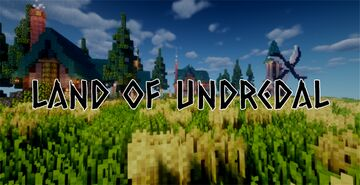 Lands of Undredal Minecraft Map & Project