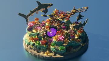 Aquatis Spawn Minecraft Map & Project