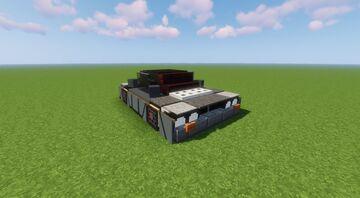 Pandem Aero - BMW (E30) Minecraft Map & Project