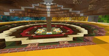 Underground Bunker Minecraft Map & Project