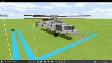 SB-1 defiant Minecraft Map & Project