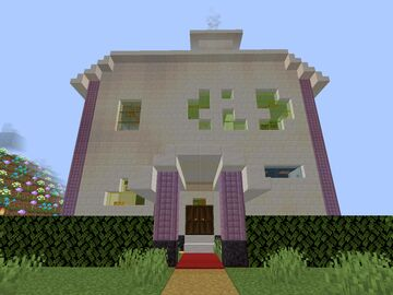 The Mansion 1.16+ Minecraft Map & Project