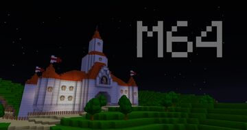 M64 [horror map] Minecraft Map & Project
