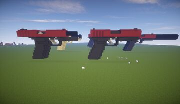 [MW]Glock-17 gen3 in mc Minecraft Map & Project