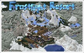 Frostlight Resort Minecraft Map & Project