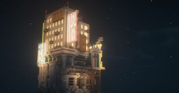 Hotel ? Minecraft Map & Project