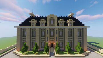 My Minecraft Manor Minecraft Map & Project